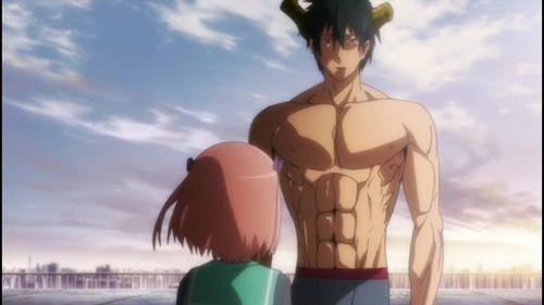 anime hero love villain