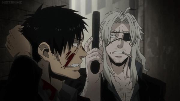 mafia-anime