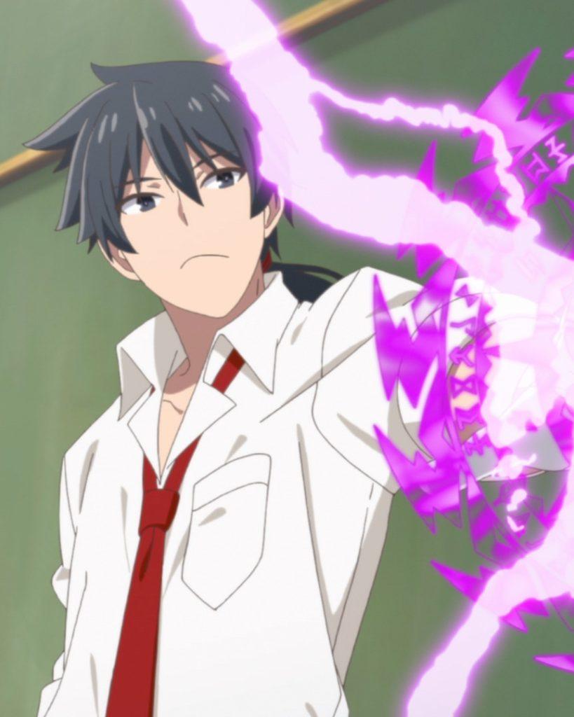 Top 8 School Anime With an OP MC who has Magic Powers  Bakabuzz