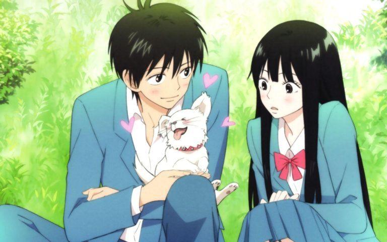 manga popular girl falls for unpopular guy