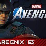 marvel's avanger video game