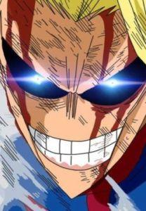 allmight my hero academia