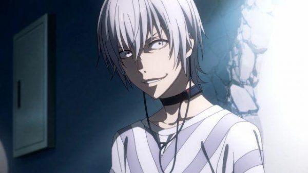 evil anime character