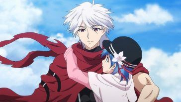 action-romance-anime