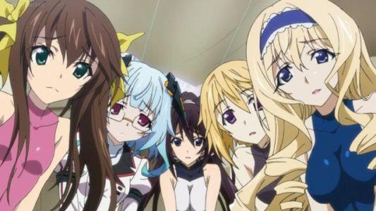 Harem Anime Series List