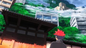 schools in anime