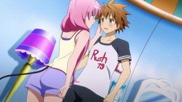 sexy animes