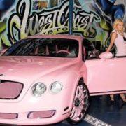 Best celebrities cars