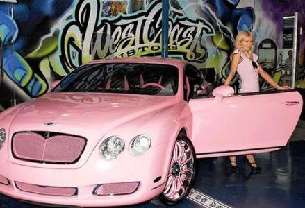 Best celebrities cars