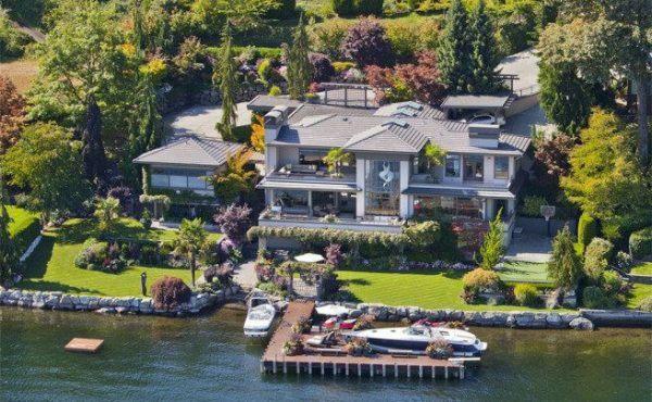 Best homes celebrity
