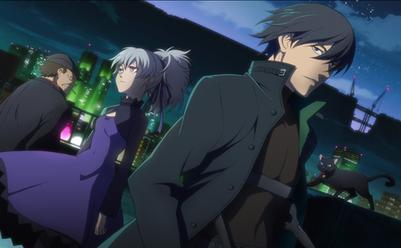 dark anti hero anime