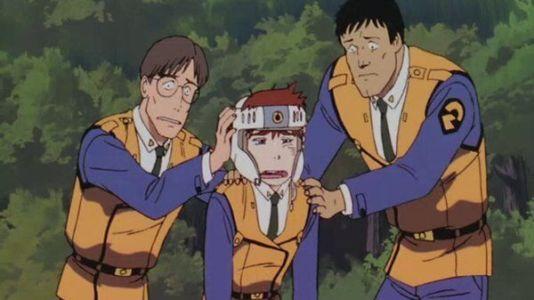 police anime films