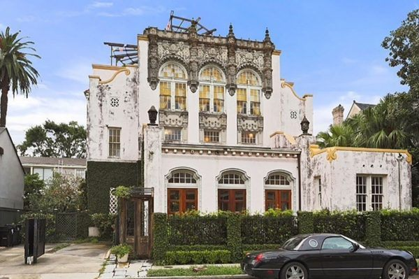 celebrities houses