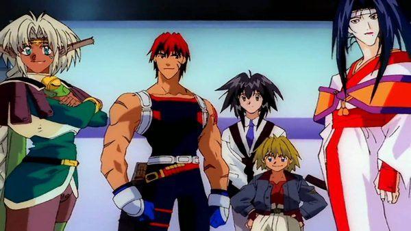 90s anime