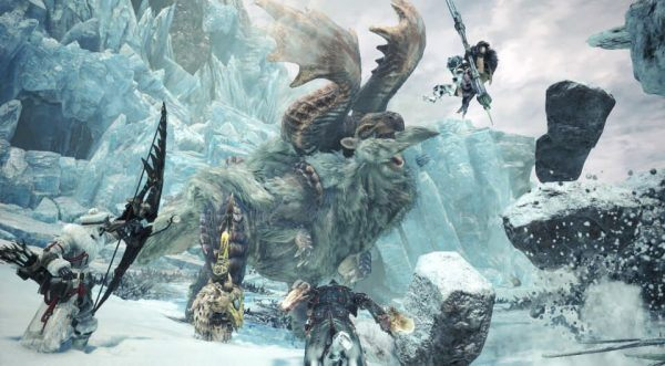 Monster Hunter World: Iceborne DLC 2020 Video Game