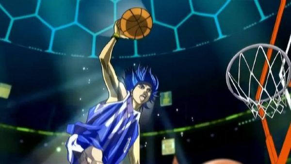 Buzzer Beater Anime