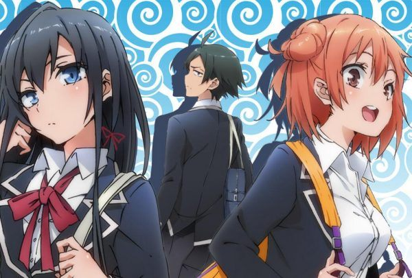 Anime Where Main Character Looks Weak