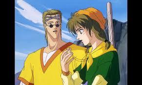 anime where hero fall in love with villain