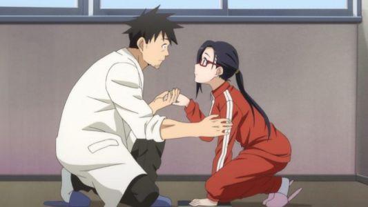 romance school anime