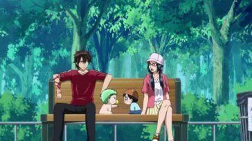 romance action anime