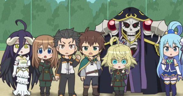 isekai animes