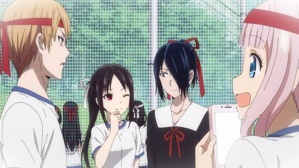 romance anime 2020