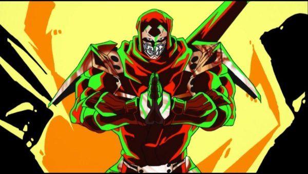 ninja slayer from animation anime