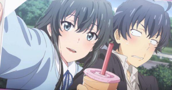 new romantic animes