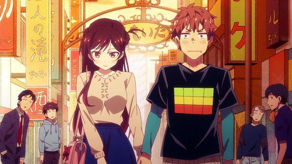 new romance anime 2020
