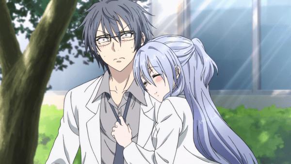romance animes