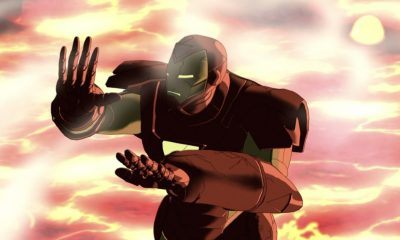 iron man animated movies