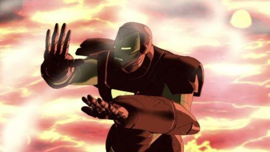 iron man animated movies