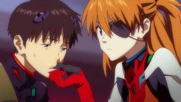 evangelion movie the end