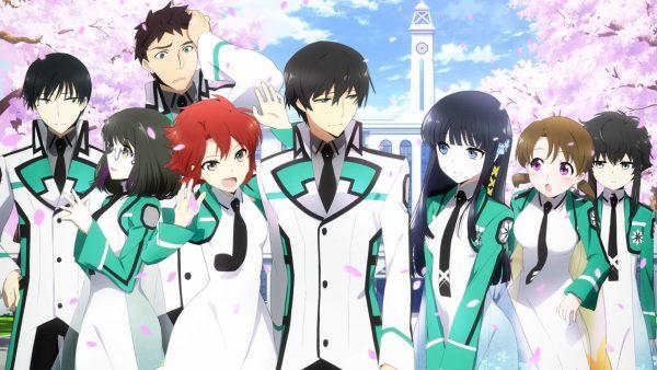 top magic anime